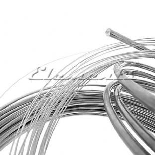 Fine .999 Silver Soft Round Wire 0.2mm - 1.5mm